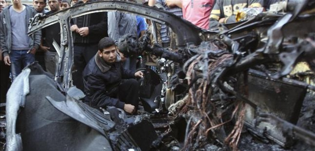 Israel mata al jefe del brazo armado de Ham�s en Gaza