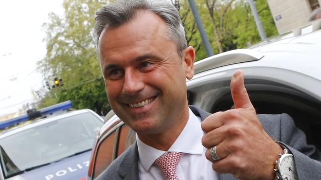 El candidat de la ultradreta guanya la primera volta de les presidencials a Àustria