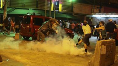 Milers de brasilers protesten contra el Govern de Michel Temer