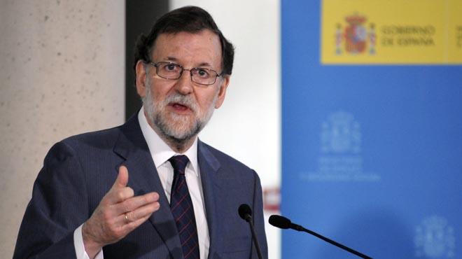 """Rajoy assegura que les dades de l'atur són """"una excel·lent notícia"""""""