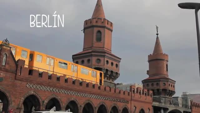 Berlín se ha convertido en los ultimos años en referente cultural de toda Europa.