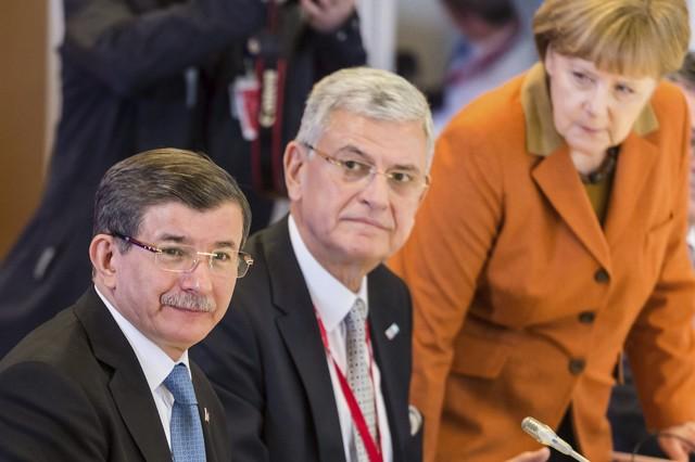Merkel pactó el acuerdo con Turquía a espaldas de la UE
