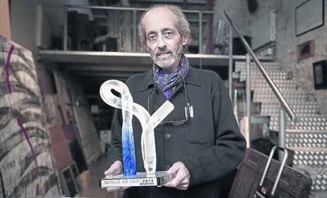 Fallece el escultor Ricard Vaccaro