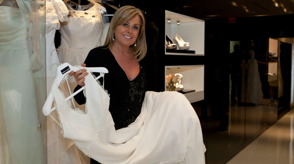 La dissenyadora Rosa Clará obre la seva primera botiga als Estats Units
