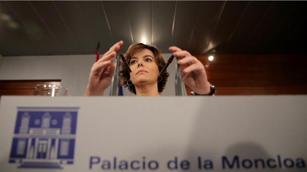 Rajoy requerirá a Puigdemont que aclare oficialmente si hay DUI