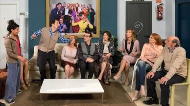 Imagen de la serie de Tele 5 ' La que se avecina', una de las preferidas por los 'millennials'.