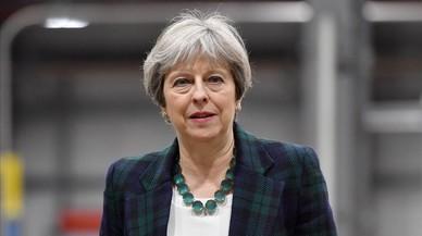 """May afirma que """"todos los países de la UE se unen contra nosotros"""" por el 'brexit'"""