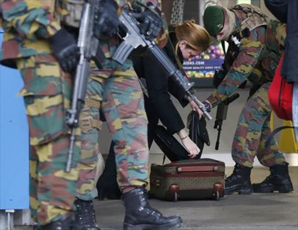 La UE ante el terror