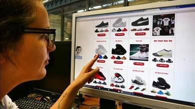 Una web de ropa y calzado.