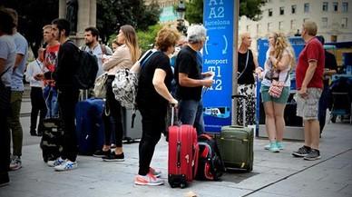 Alarma en el sector turístico barcelonés por la inestabilidad política