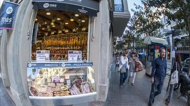 Barcelona impulsará la reactivación de zonas con comercios cerrados