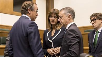 """Urkullu: """"Tinc els meus dubtes d'on acabarà Artur Mas"""""""