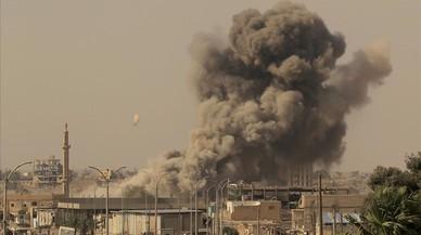 L'ONU denuncia la mort de desenes de civils per bombardejos a Raqqa