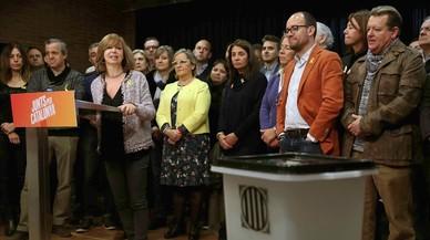 Junts per Catalunya i ERC s'embranquen a Twitter per un missatge de Marina Geli que 'oblidava' que ERC era al Govern