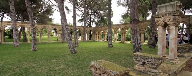 El claustro de Palamós.