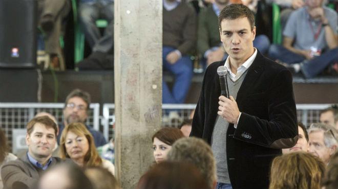 Pedro S�nchez este s�bado en la Asamblea Abierta en Burgos