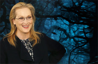 Meryl Streep: «He surfeado en la ola de la fortuna»