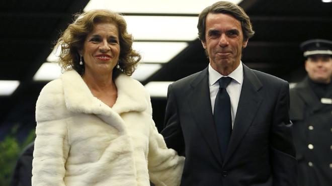 Aznar denuncia davant la fiscalia la filtració de les seves dades fiscals