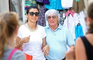 jtio26937050 bernie ecclestone with wife fabiana flosi and frie160420135608