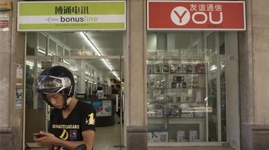 Els mòbils xinesos comprats a internet revolucionen el mercat
