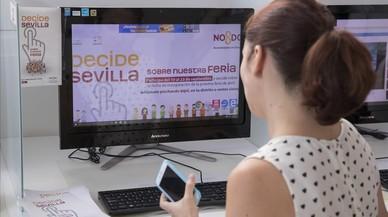 Sevilla vota a favor d'ampliar un dia la Feria de Abril