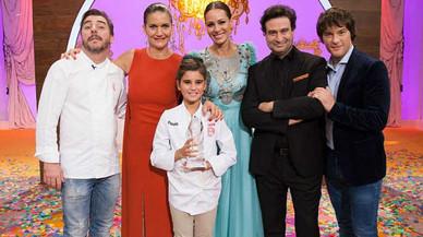 La Paula, una nena catalana, guanya 'Masterchef Junior'