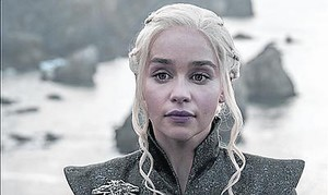 Tyrion Lannister Peter Dinklage Daenerys Targaryen Emilia Clarke Cersei Lannister Lena Headey Jon Nieve Kit Harington Jaime Lannister Nikolaj Coster-Waldau_MEDIA_2