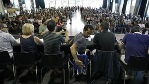 Asamblea de trabajadores de TMB