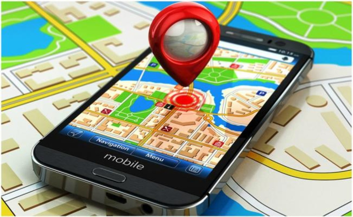 Google Maps, en Android.