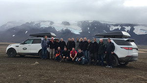 Land Rover Experience 2017