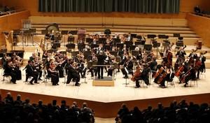 Antoni Ros Marba durante el concierto en el Auditori este viernes