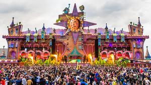 Daydream Festival, un bosque mágico de sonido