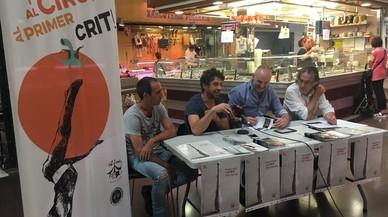 El IX Festival de Circ de Terrassa obre amb un espectacle de persones amb discapacitats funcionals