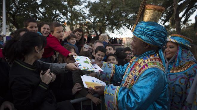 Horaris i recorregut de la cavalcada de Reis a Barcelona