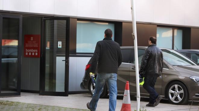 La Policia Nacional investiga la contractació fraudulenta de mitjans aeris per part dels Bombers de la Generalitat
