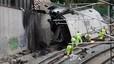 La justicia reabre la investigaci�n del accidente del Alvia para aclarar los fallos de la v�a