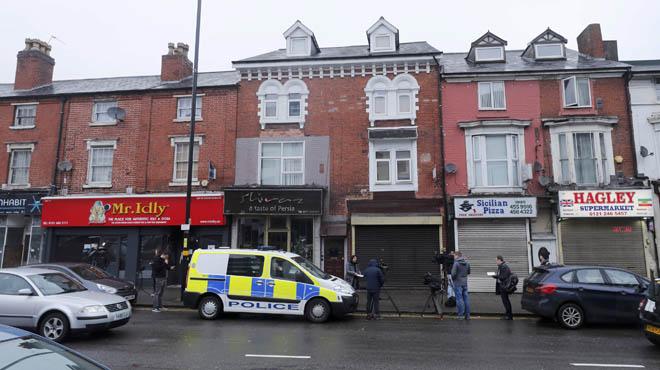 Batuda a Birmingham relacionada amb l'atemptat de Westminster