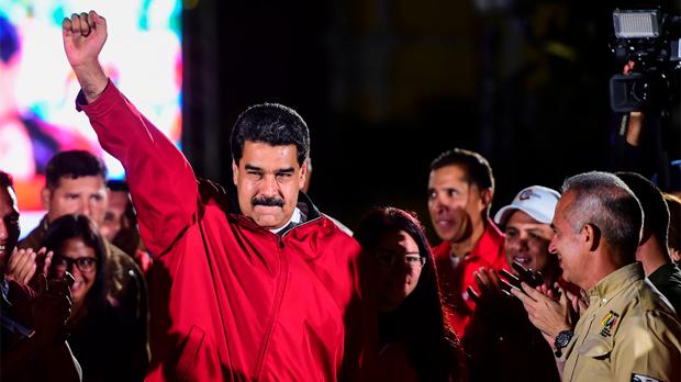 Les eleccions de Maduro deixen Veneçuela al caire del conflicte civil