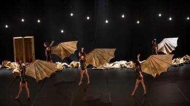 La dansa contemporània sobre da Vinci arriba a Cornellà