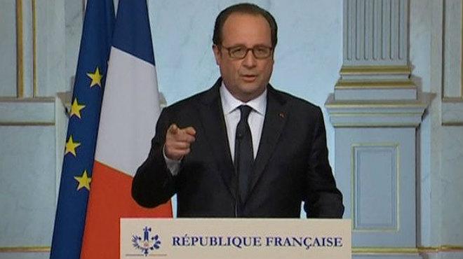 Hollande parla d'un atac terrorista i decideix prolongar tres mesos l'estat d'emergència