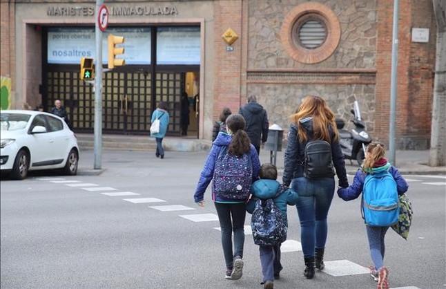Una familia revela que los Maristas del Eixample la disuadieron de denunciar abusos sexuales