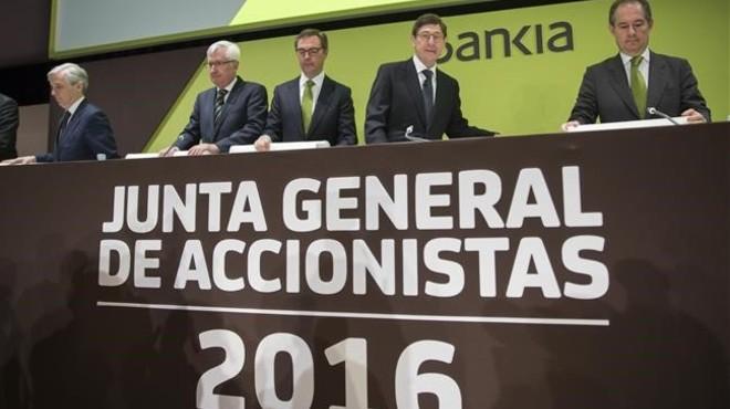 La sortida a borsa i les preferents de Bankia costaran a l'Estat 3.835 milions