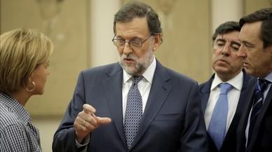 El PP proposa al Congrés un pacte dels partits per la unitat d'Espanya