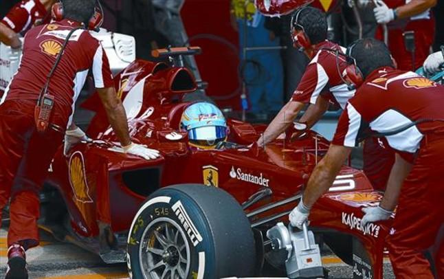 El �ltimo rid�culo de Ferrari