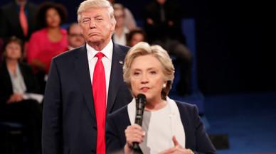 ¿Qui guanyarà les eleccions als EUA? Clinton, amb avantatge respecte a Trump
