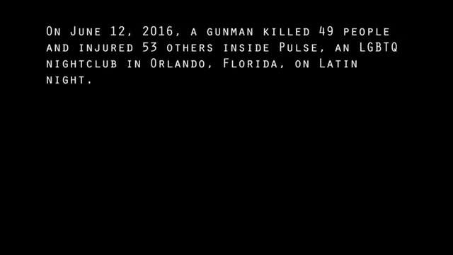 Hollywood honra els 49 morts de la matança d'Orlando