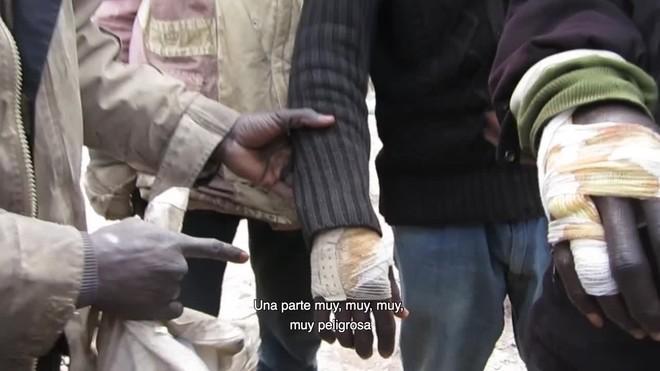 Migrantes en África. 47 migrantes etíopes muertos en naufragio en el lago Malawi. - Página 2 Informe-audiovisual-iridia-sobre-emigracion-frontera-entre-espana-marruecos-1492707281617
