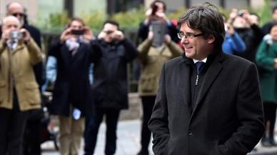 ¿Què passaria si Puigdemont no anés a declarar?