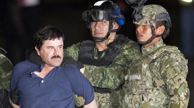 El Chapo salta a la tele