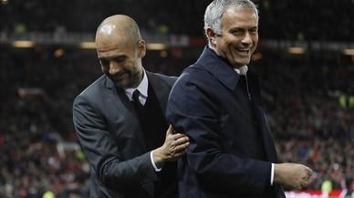 Mourinho, una mica menys desastre a costa de Guardiola
